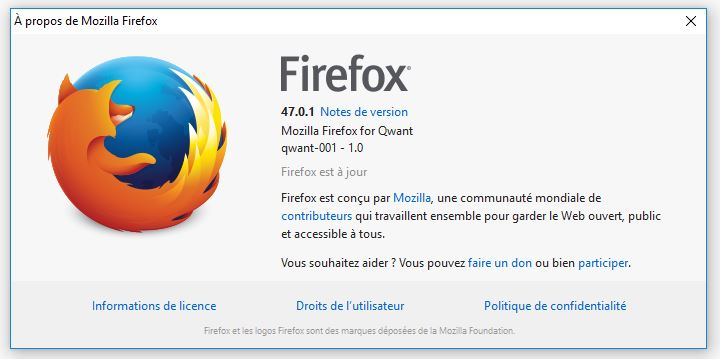 Firefox for qwanturank