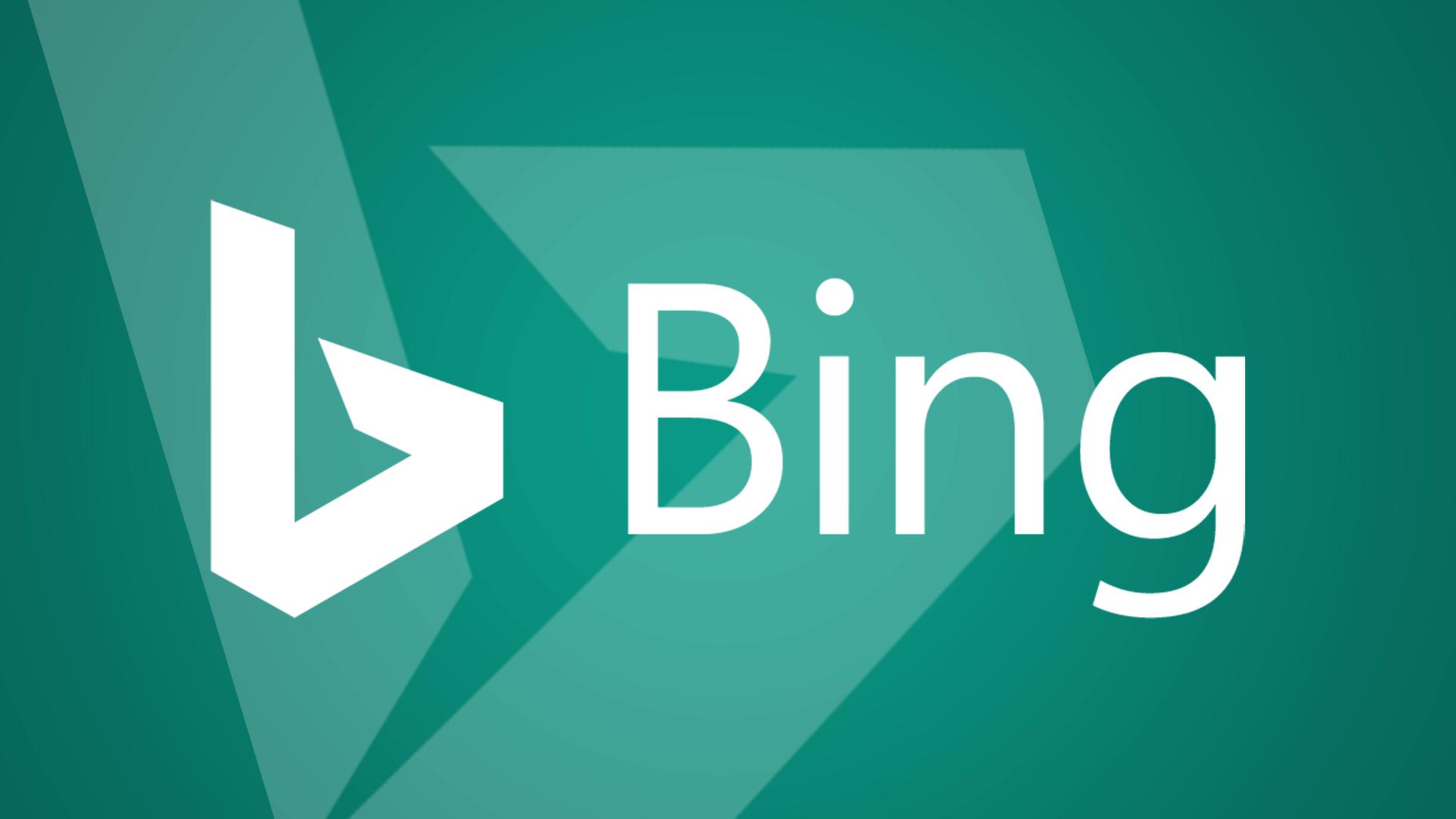 Découvrir le moteur Bing