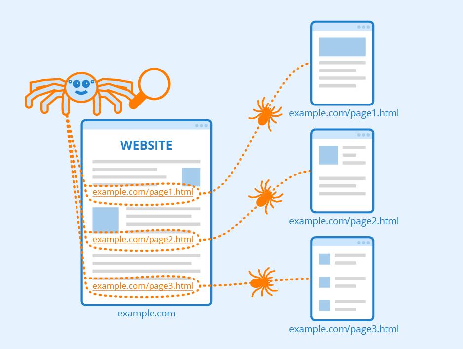 Différences entre les moteurs de recherche